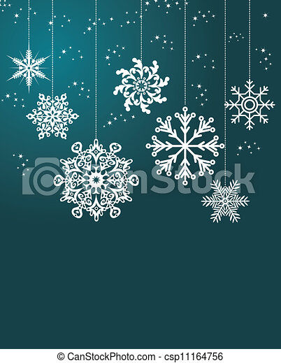christmas greeting card - csp11164756
