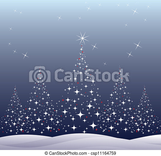 christmas greeting card - csp11164759