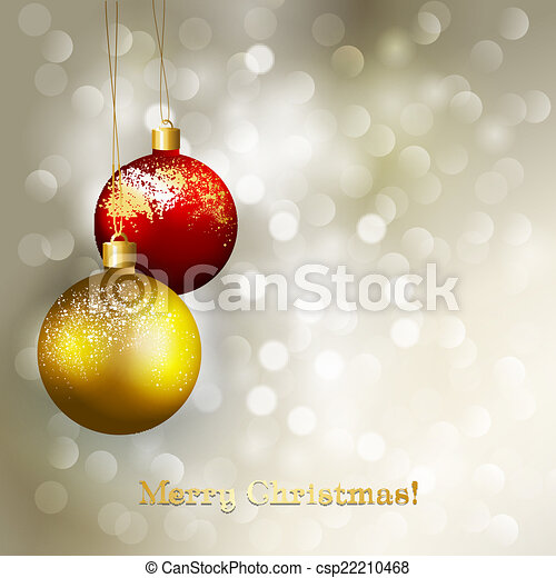 Christmas greeting - csp22210468