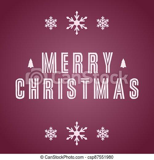 Christmas greetings - csp87551980