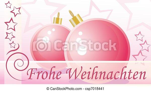 Christmas greetings german christmas greetings german csp7018441 m4hsunfo