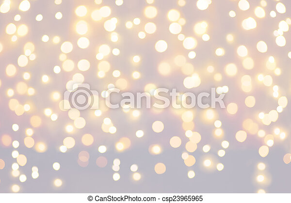 Christmas holidays light  background - csp23965965