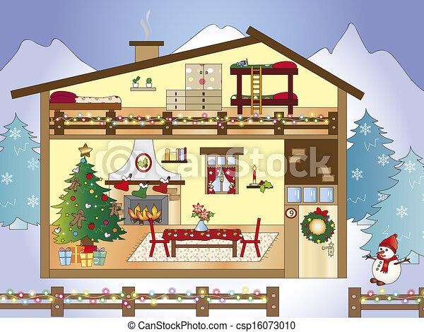Christmas Stocking Needlepoint