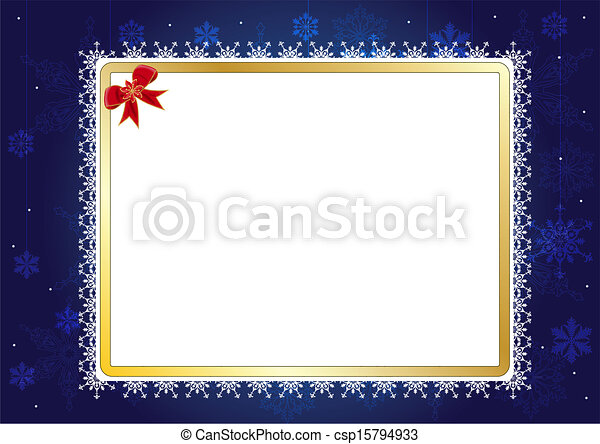 christmas invite - csp15794933
