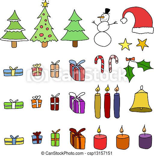 Christmas Items.Christmas Items