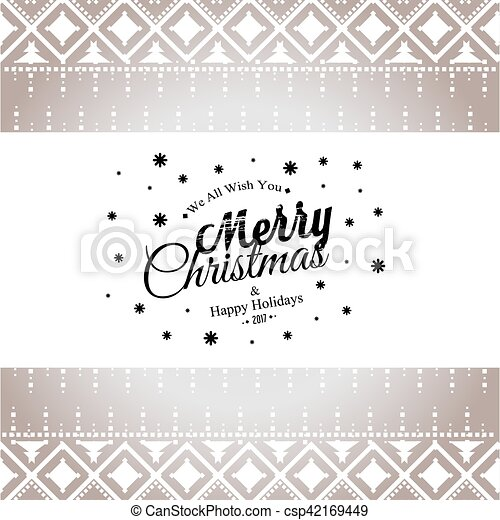 Christmas lights background. - csp42169449
