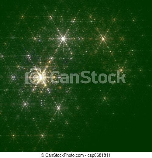 Christmas Lights - csp0681811