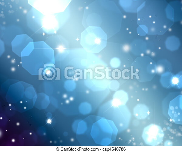 Christmas lights - csp4540786