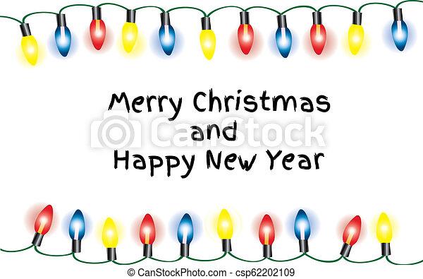 Christmas Lights - csp62202109
