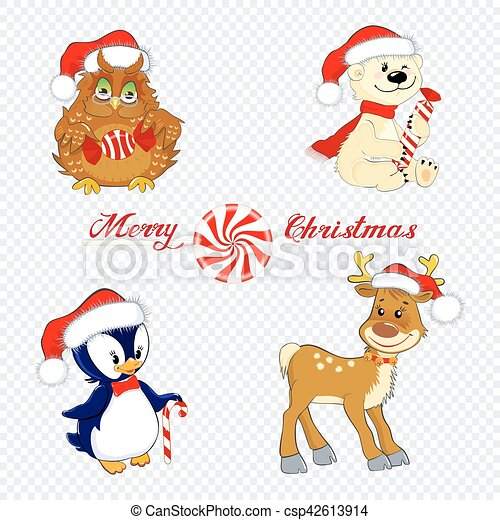 Christmas Little Animals
