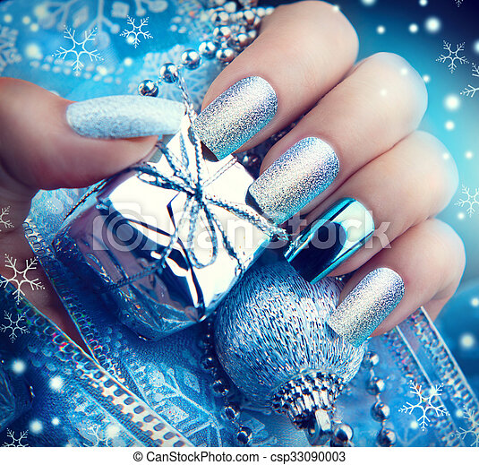 Decorated Nails Stock Photos And Images 17137 Decorated Nails