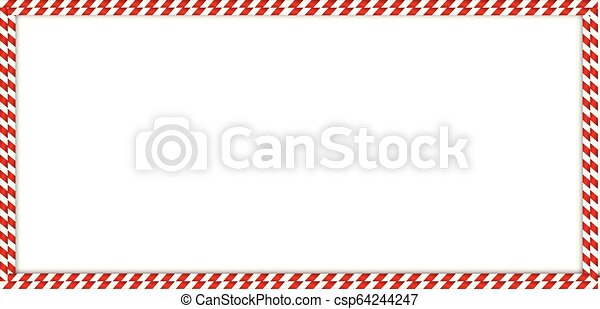 christmas new year rectangle double candy cane border with striped lollipop pattern with copy space christmas new year https www canstockphoto com christmas new year rectangle double 64244247 html