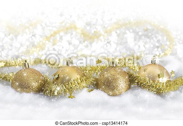 Christmas Ornament - csp13414174