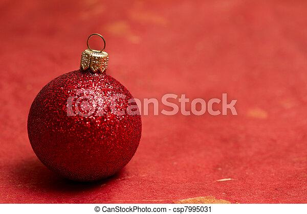 Christmas ornament - csp7995031