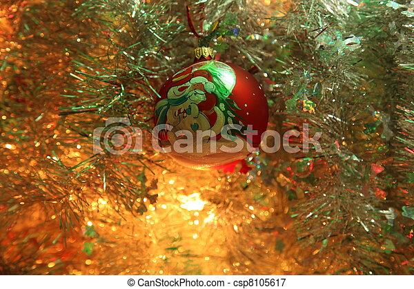 Christmas Ornament - csp8105617