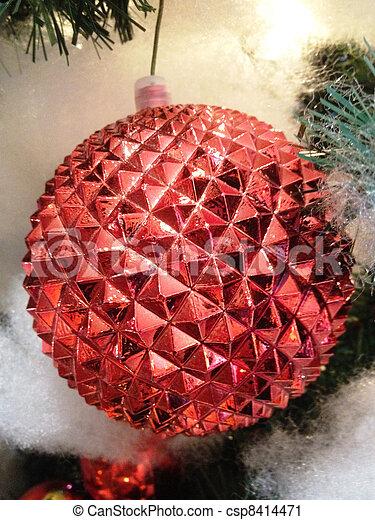 Christmas Ornament - csp8414471