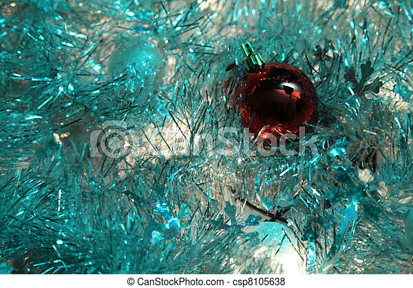 Christmas Ornament - csp8105638