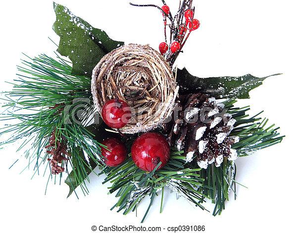 Christmas Ornament - csp0391086