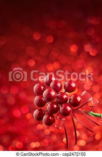 christmas ornament - csp2472155