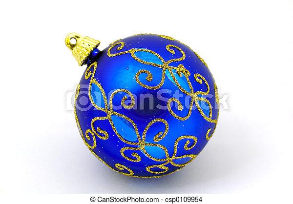 Christmas Ornament - csp0109954