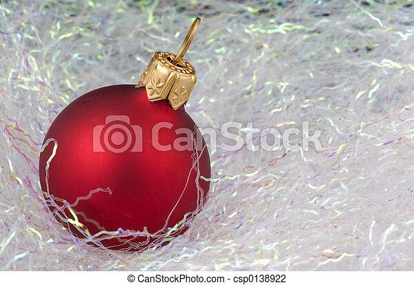 Christmas Ornament - csp0138922