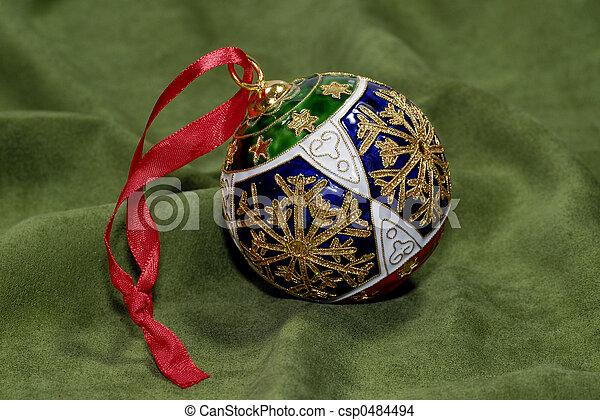 Christmas Ornament - csp0484494