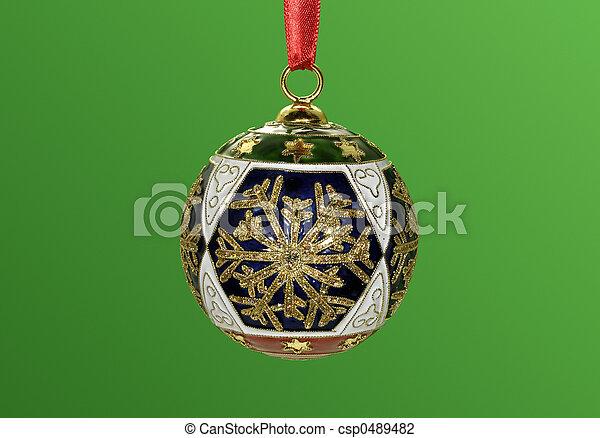 Christmas Ornament - csp0489482