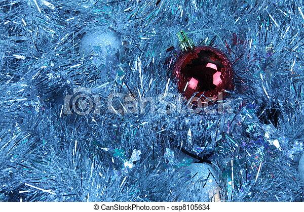 Christmas Ornament - csp8105634