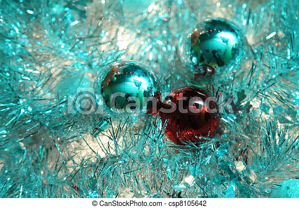 Christmas Ornament - csp8105642