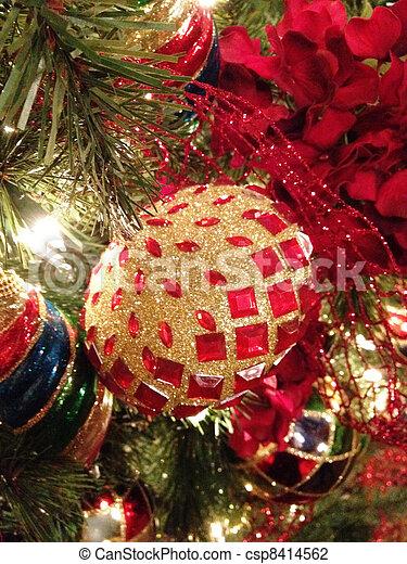 Christmas Ornament - csp8414562