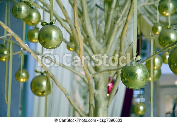 Christmas Ornament - csp7390683