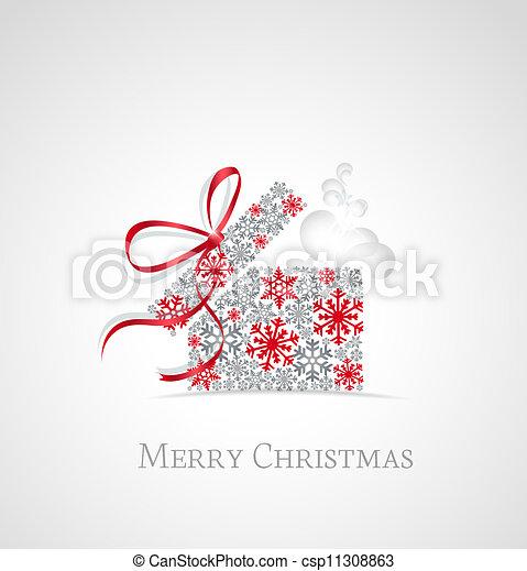Christmas present - csp11308863