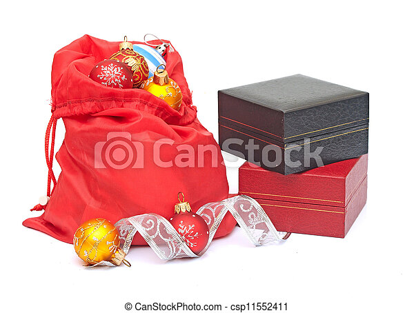 christmas present - csp11552411