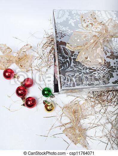 Christmas Present - csp11764071