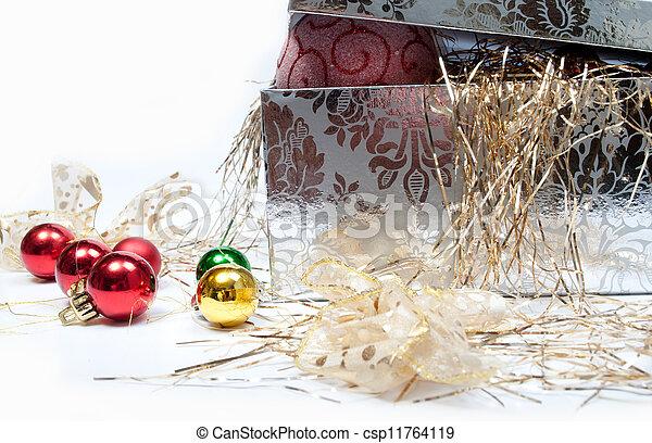 Christmas Present - csp11764119