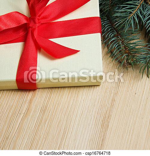 Christmas present - csp16764718