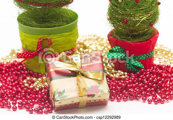 Christmas present - csp12292989