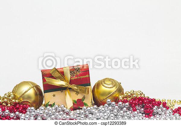 Christmas present - csp12293389