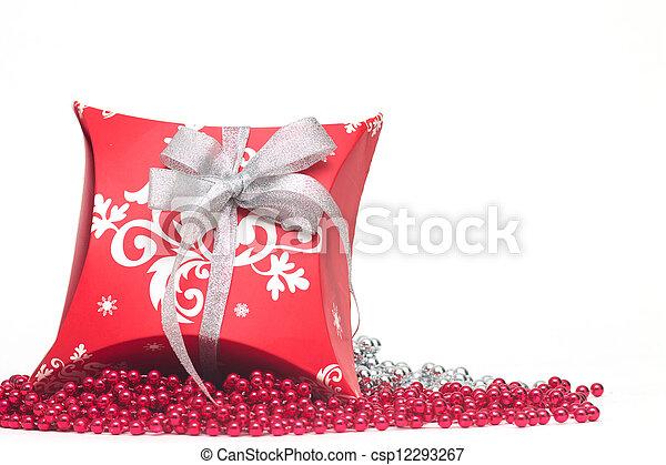 Christmas present - csp12293267