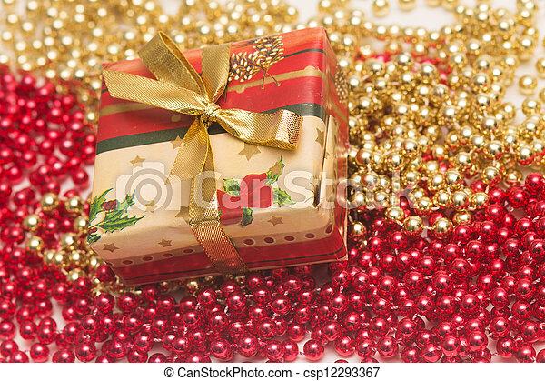 Christmas present - csp12293367