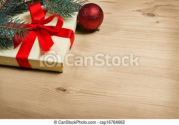 Christmas present - csp16764662
