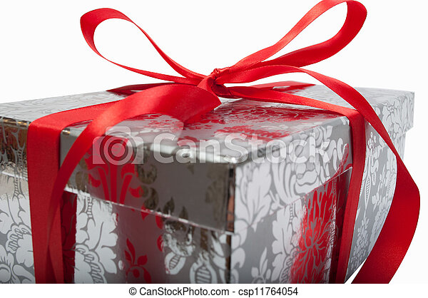 Christmas Present - csp11764054