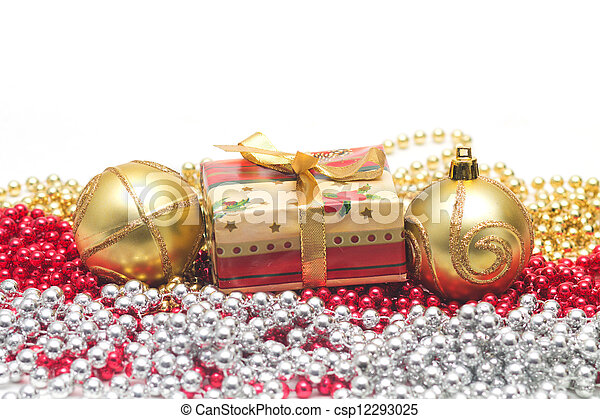 Christmas present - csp12293025
