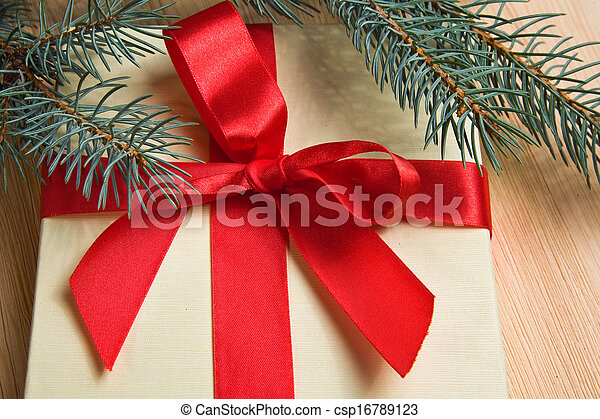 Christmas present - csp16789123