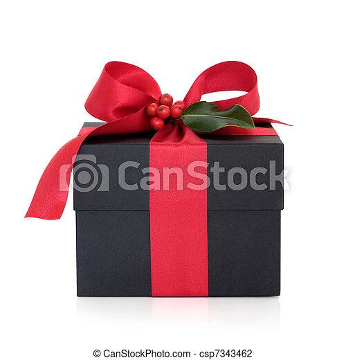 Christmas Present - csp7343462