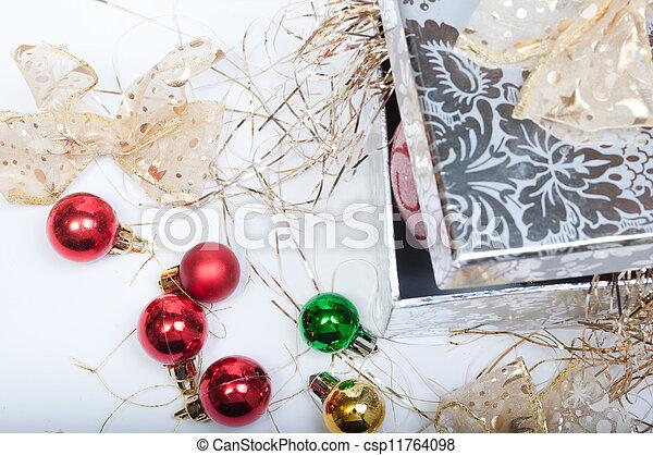 Christmas Present - csp11764098