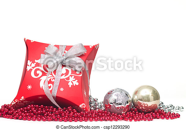 Christmas present - csp12293290