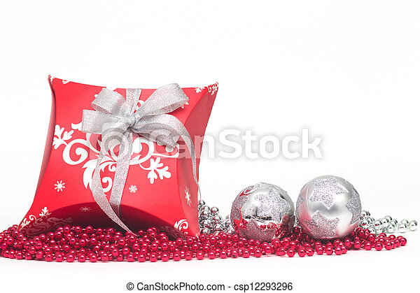 Christmas present - csp12293296