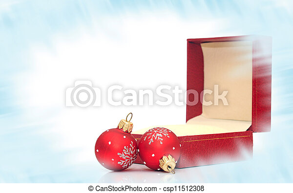 christmas present - csp11512308