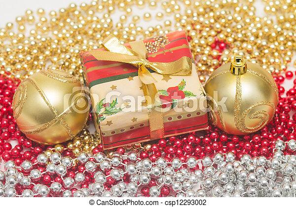 Christmas present - csp12293002